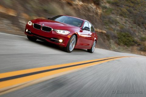 2012 BMW 3 Series Coupe Review | Edmunds