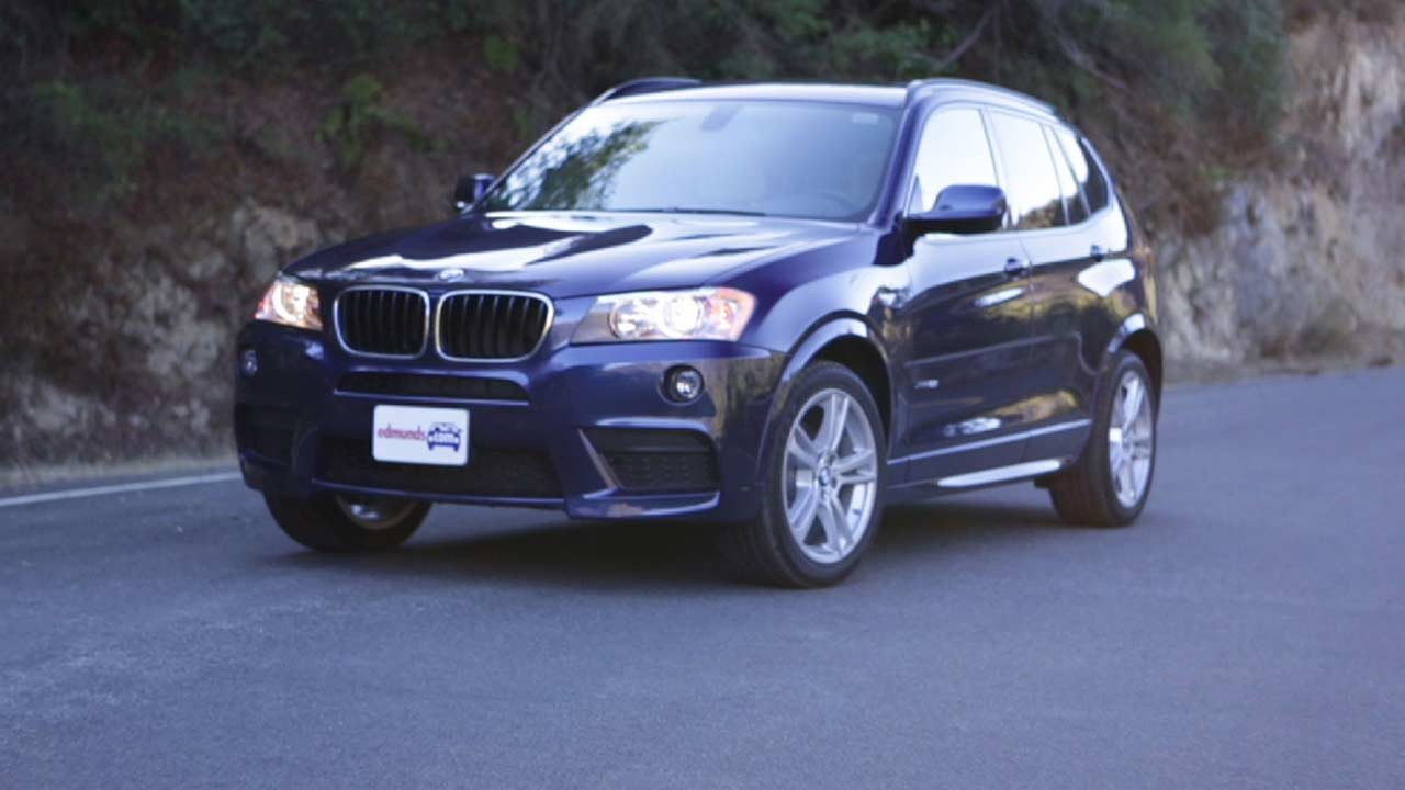 2013 BMW X3 SUV Review | Edmunds