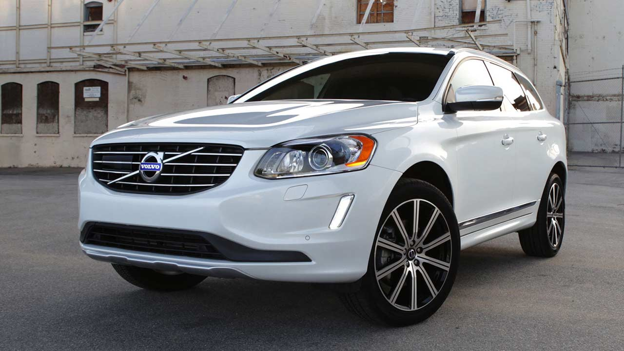 2015 Volvo XC60 SUV Review | Edmunds