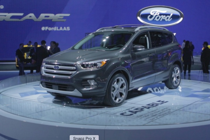 Ford Escape Titanium Suv Review Ratings Edmunds